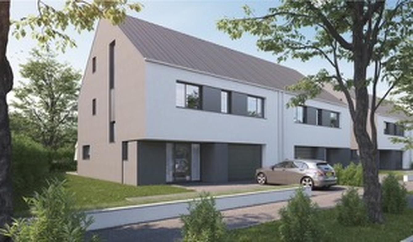 Contemporary house with garden and terrace Schouweiler