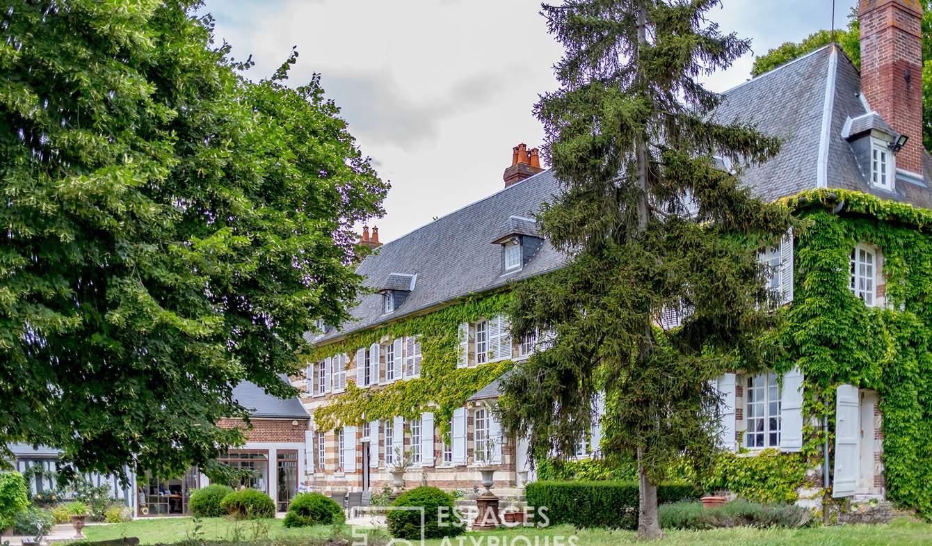 Maison avec terrasse Pont-de-l'Arche