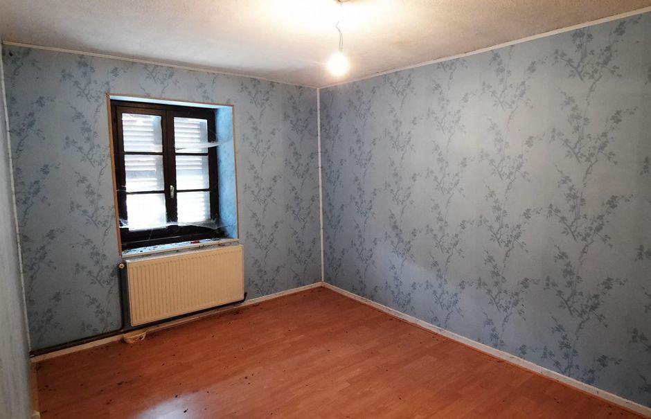 Vente maison 3 pièces 92 m² à Rigny (70100), 48 000 €