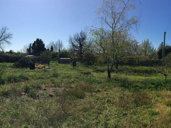 Vente terrain 1044 m2