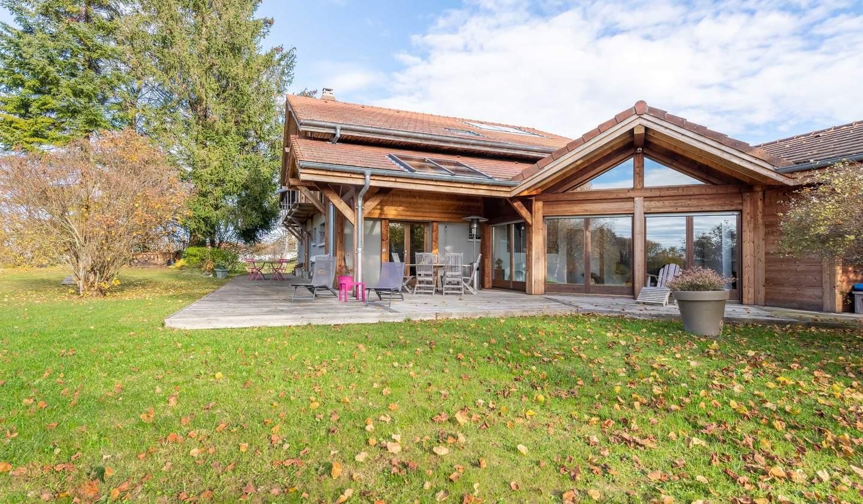 Maison avec piscine Saint-Paul-en-Chablais