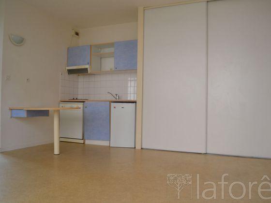 Vente appartement 2 pièces 33,16 m2