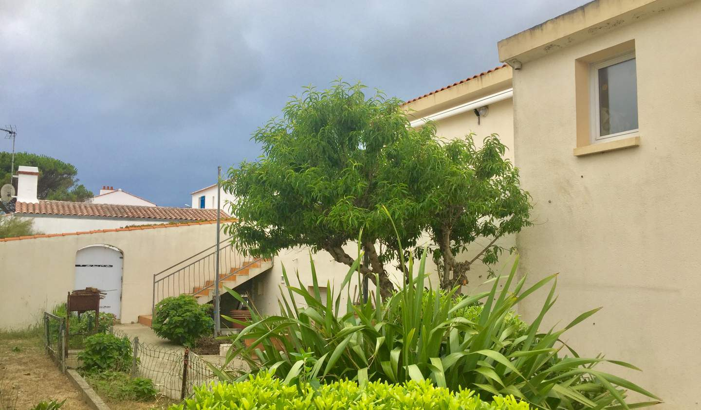 House with pool and terrace Les Sables-d'Olonne
