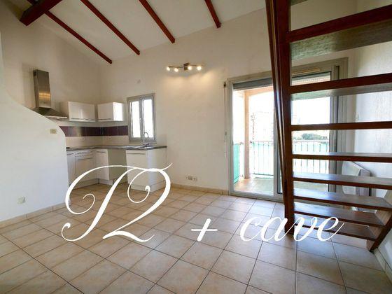Vente duplex 3 pièces 45 m2