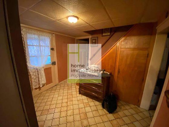 Vente maison 5 pièces 110,81 m2