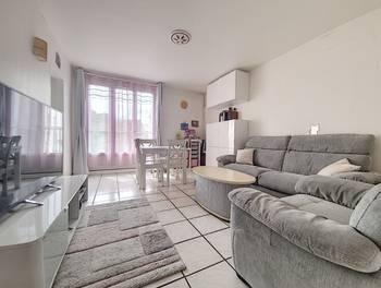 Appartement 4 pièces 65,65 m2