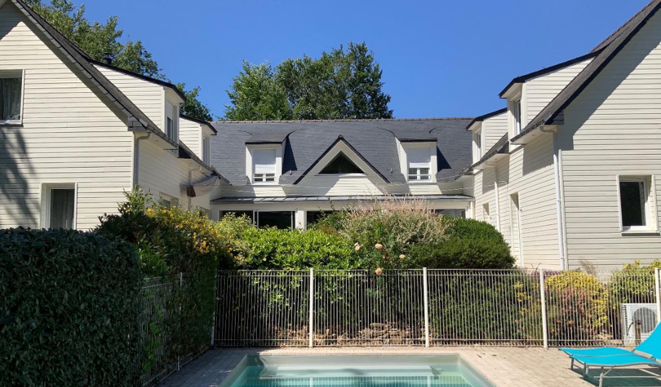 Maison avec piscine Kervignac
