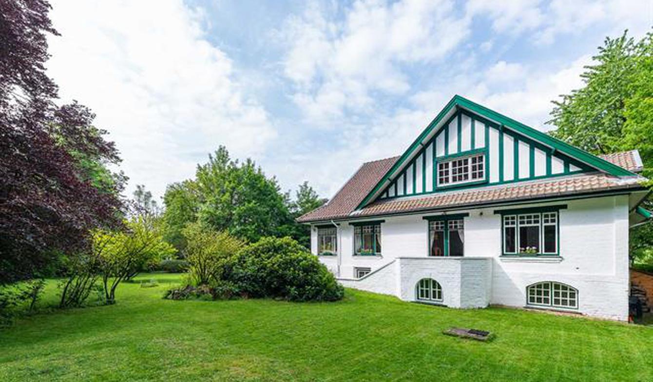 Maison Rhode-Saint-Genèse