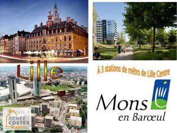 viager à Mons-en-Baroeul (59)