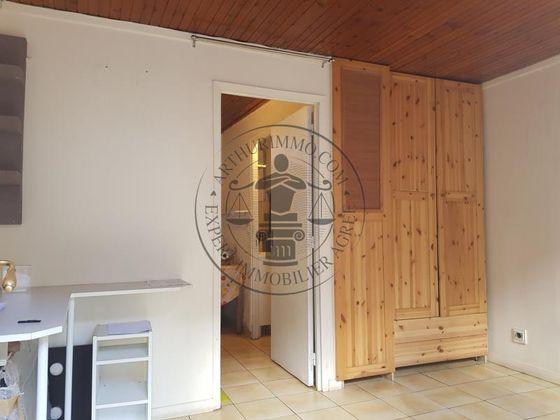 Vente studio 17,46 m2