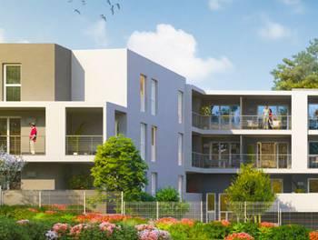 Appartement 2 pièces 41,84 m2