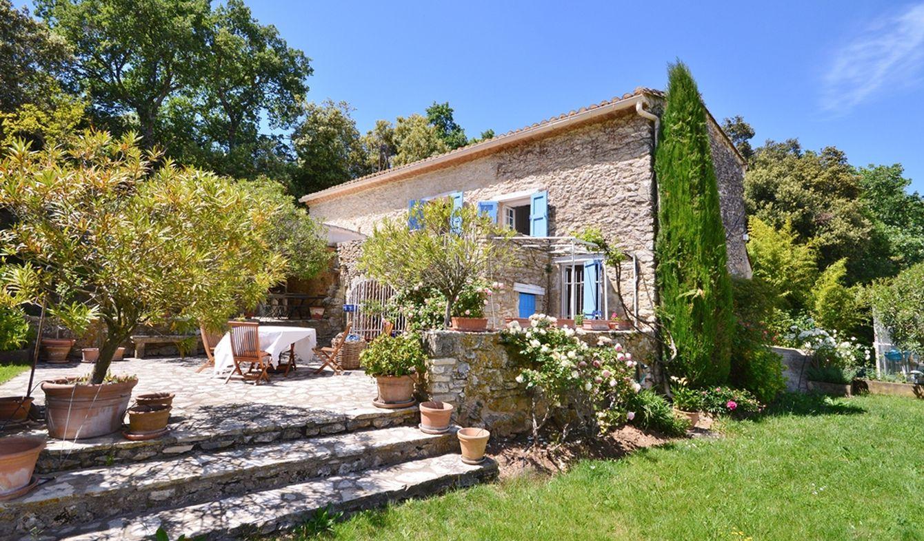 Vente propri t de luxe uz s 625 000 for Achat maison uzes