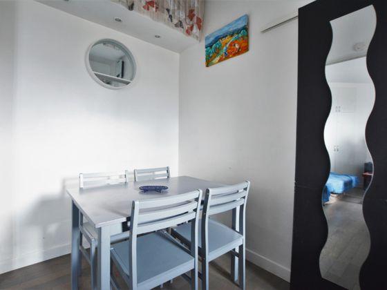 Location studio 21,2 m2