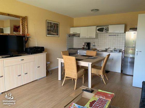 Vente appartement 2 pièces 42,23 m2