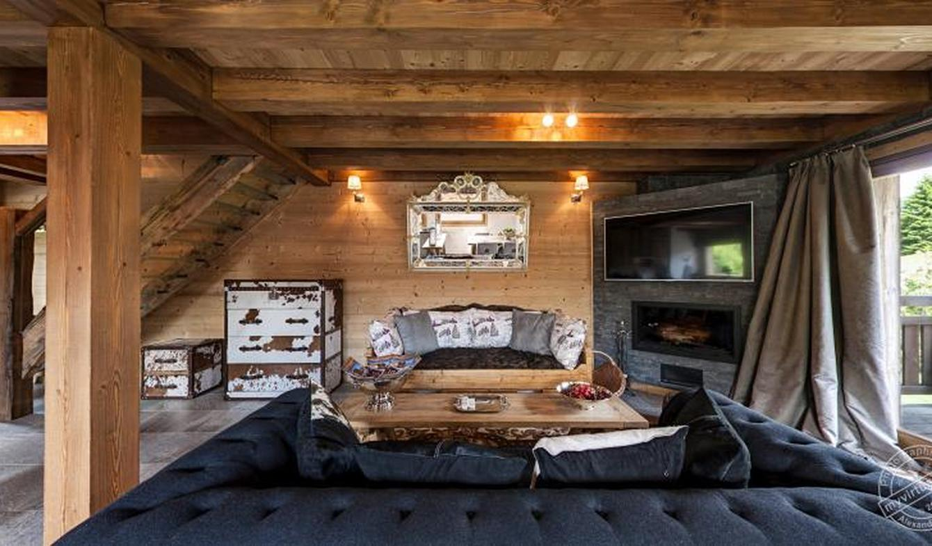 Maison avec terrasse Megeve