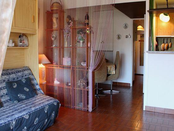 Vente studio 32,72 m2