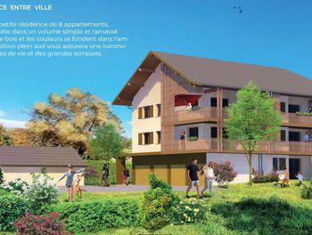 appartement à Hauteville-sur-Fier (74)