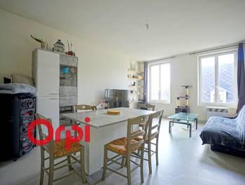 Appartement 2 pièces 49,32 m2