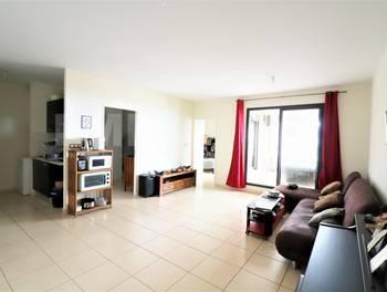 Appartement 2 pièces 53,73 m2