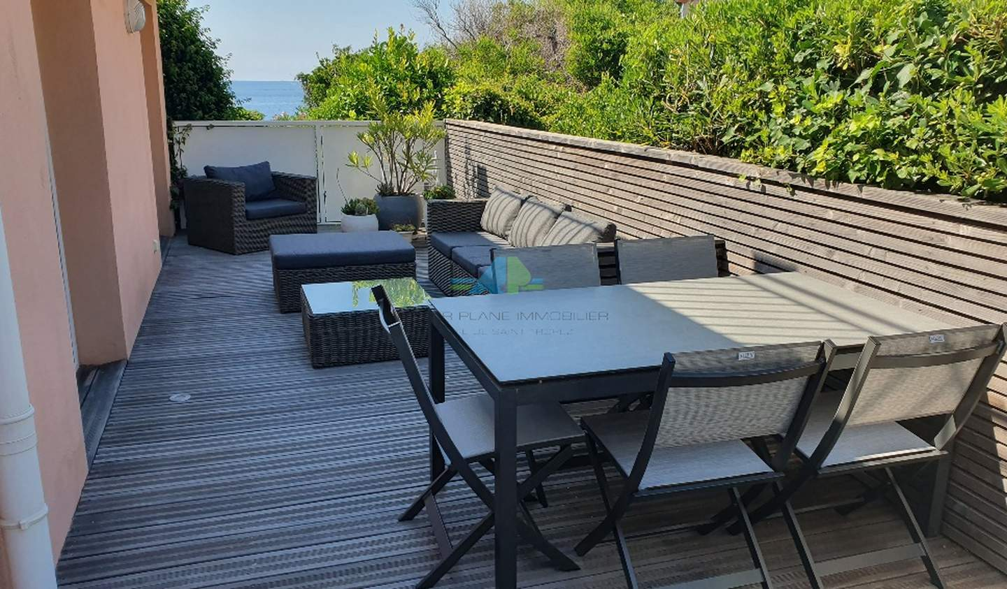 Apartment with terrace Les issambres