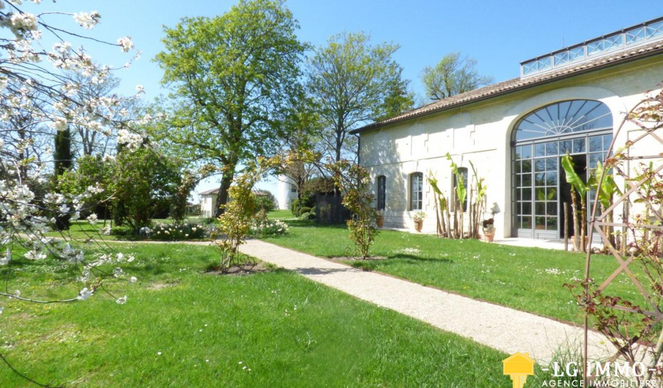Maison Mortagne-sur-Gironde