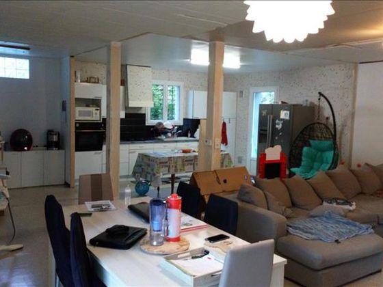 Vente appartement 4 pièces 123,8 m2