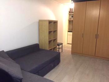 Studio meublé 16,91 m2