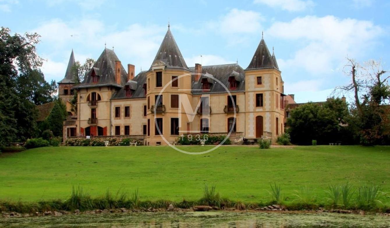 Château Dompierre-sur-Besbre