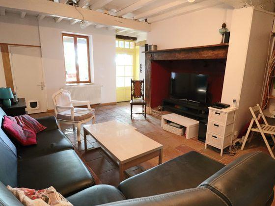 Vente maison 5 pièces 155 m2