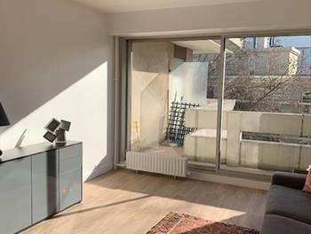 Studio meublé 25,09 m2
