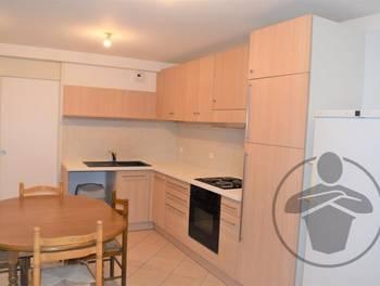 Appartement meublé 3 pièces 62,7 m2