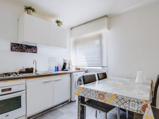 Vente appartement 4 pièces 81,1 m2