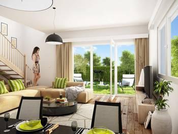 Maison 3 pièces 67,84 m2
