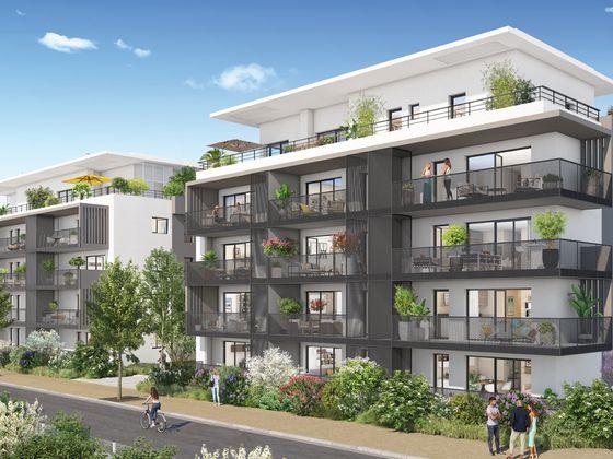 Vente appartement 4 pièces 84,23 m2