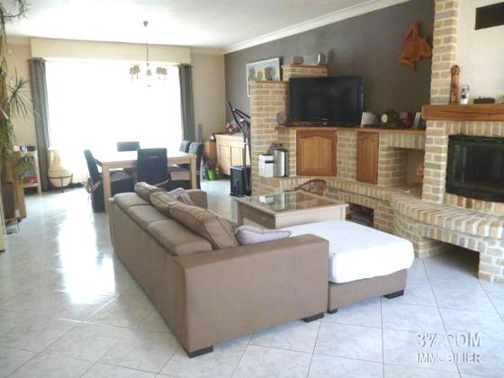Vente maison 5 pièces 122,77 m2