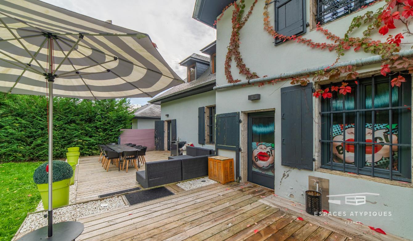 Appartement Saint-Alban-Leysse