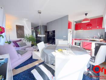 Appartement 3 pièces 58,76 m2