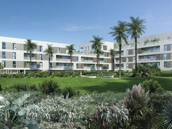 Le Jardin de Matisse - Programme immobilier neuf Saint-Laurent-du ...