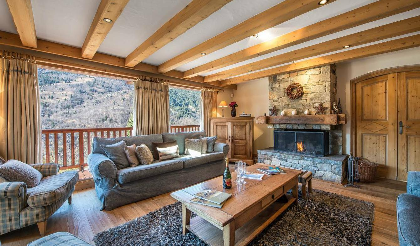 Chalet with terrace Savoie