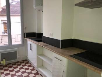 Appartement 2 pièces 39,87 m2