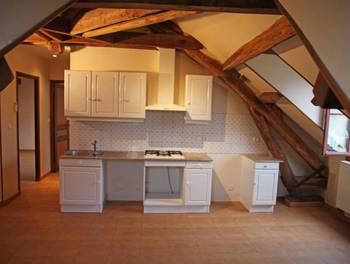 Appartement 3 pièces 45,23 m2