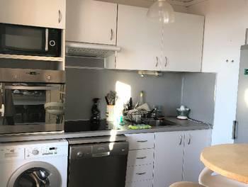 Appartement 3 pièces 55,88 m2