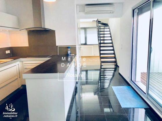 Vente loft 4 pièces 103,84 m2