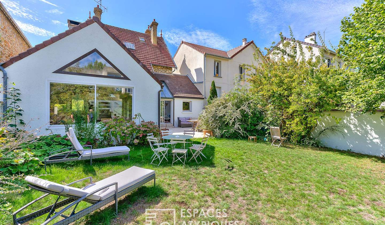 Maison avec terrasse Versailles