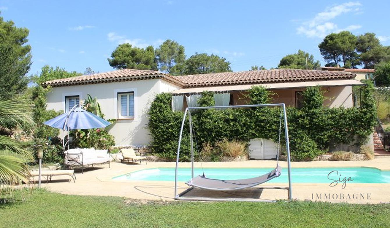 Villa avec piscine Roquevaire