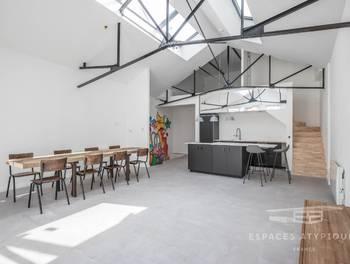 Loft 3 pièces 104 m2