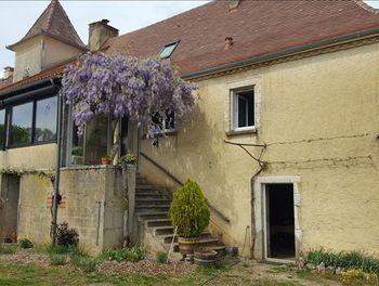 maison à Carlucet (46)