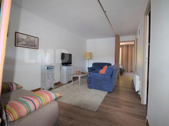 Vente appartement 2 pièces 51,35 m2
