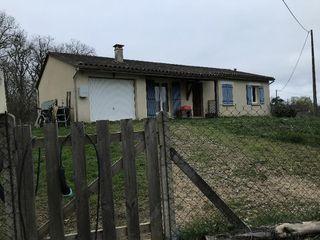 Maison Saint-Georges-de-Montclard