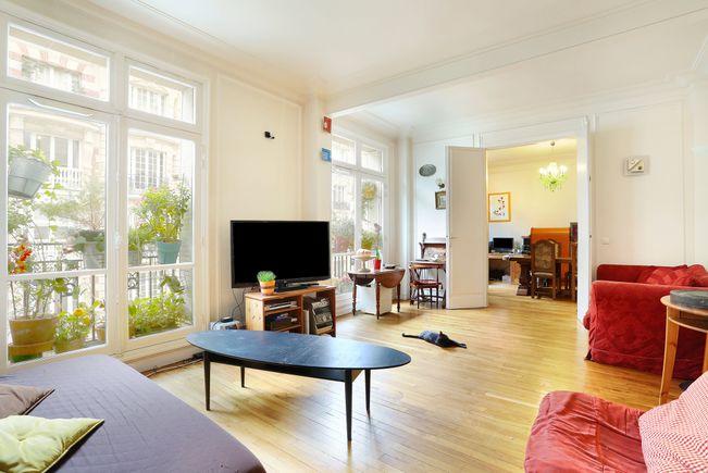 Appartement, Paris 15e